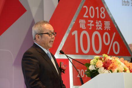 拼经济 施俊吉:健全资本市场不可或缺